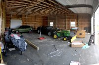 ** Post your Garage pics! Where all the magic happens ...