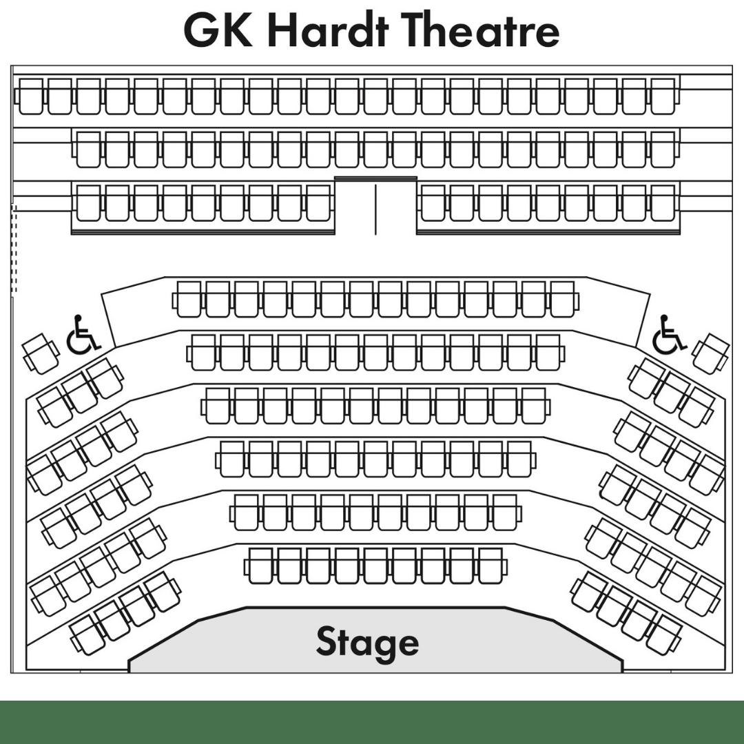 GK Hardt seating chart