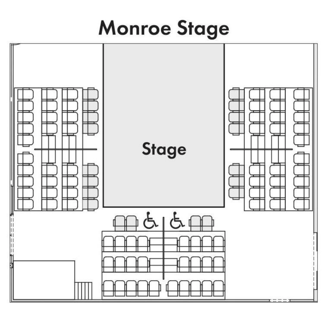 The Monroe Stage