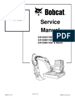 Mini Excavator Kubota Operation Manual