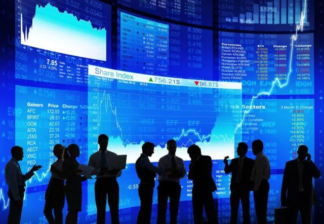 stocks, stock exchanges today: