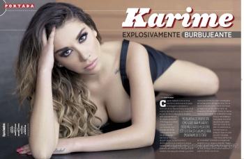 Karime Pindter Revista H