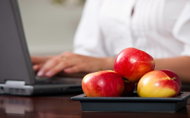 Apples in the Office