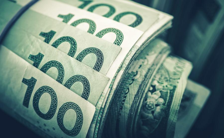 Banknoty 100 złotych
