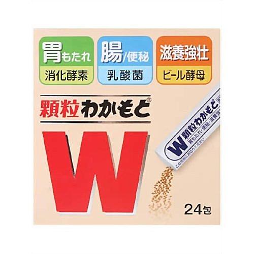 【私心大推】絕對有用之 若元製藥wakamoto 若元錠 整腸粉