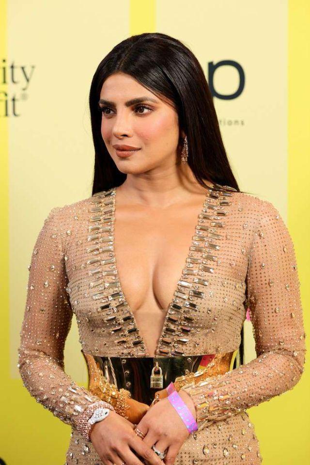 Gorgeous Priyanka Chopra Turned Heads At Billboard Music Awards 2021
