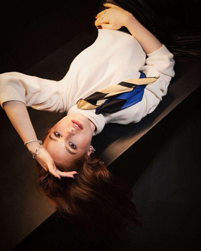 Madelaine Petsch Got Featured In Flaunt Magazine 2021