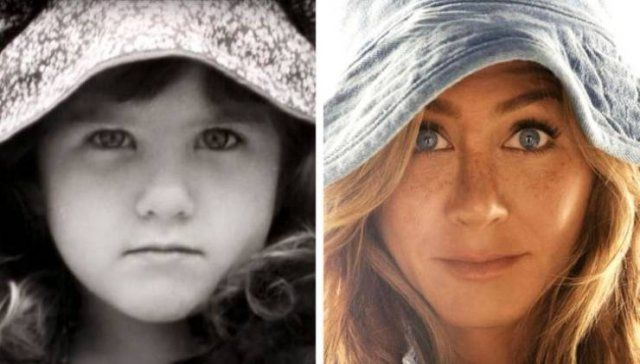 17 Famous Hollywood Beauties In Their Young Age