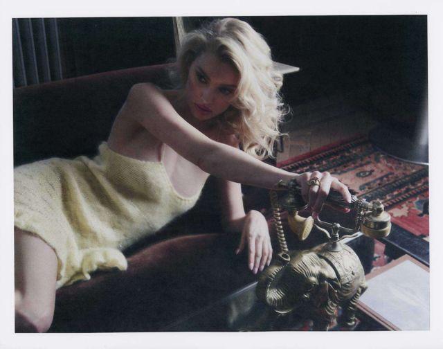 Elsa Hosk's Exclusive Photoshoot For V Magazine 2020
