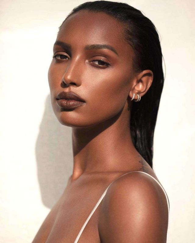 Jasmine Tookes's Special Photoshoot For Gritty Magazine