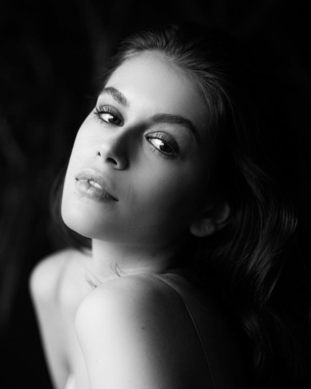 Kaia Gerber Shares Stunning Pictures On Her Instagram