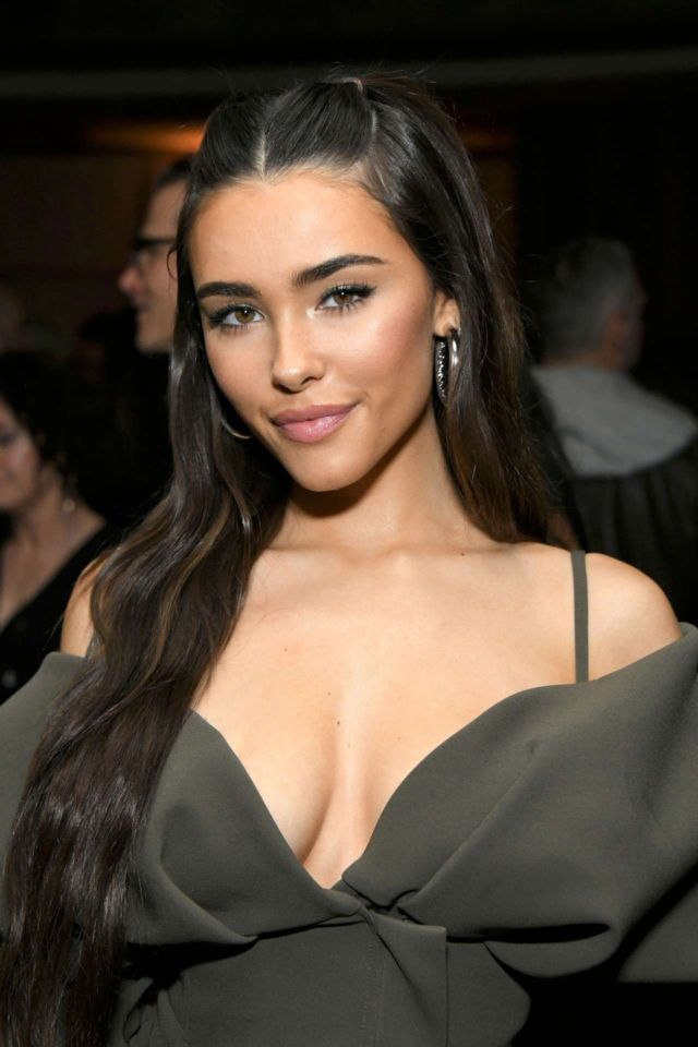 Stunning Madison Beer At Republic Records Grammy After Party
