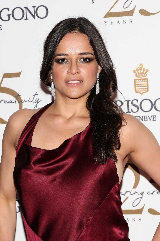 Michelle Rodriguez Attends The De Grisogono Party At Cannes