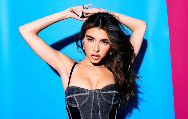 Madison Beer In All Glitz and Glam For NME Magazine 2021