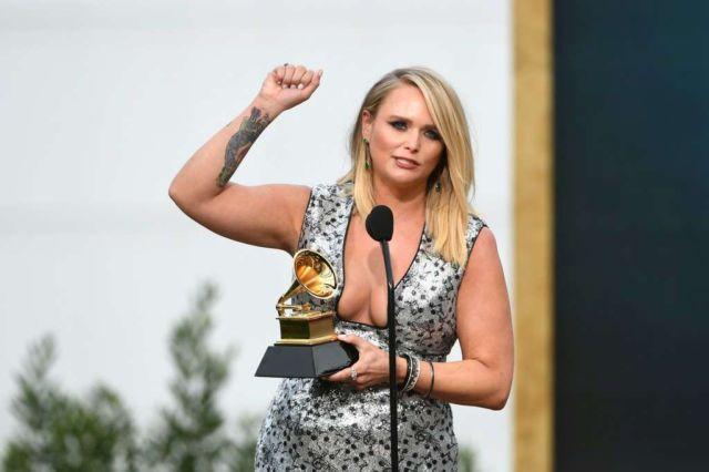 Miranda Lambert Performs At 63rd Annual Grammy Awards 2021