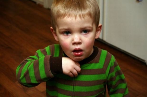 How To Treat The 7 Types Of Cough Problems In Kids
