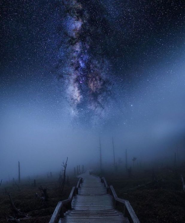 13 Incredible Night Photographs Taken By A Japanese Photographer