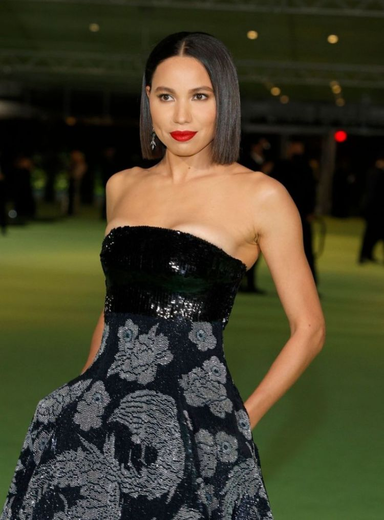 Gorgeous Jurnee Smollett At The Academy Museum Of Motion Pictures Opening Gala