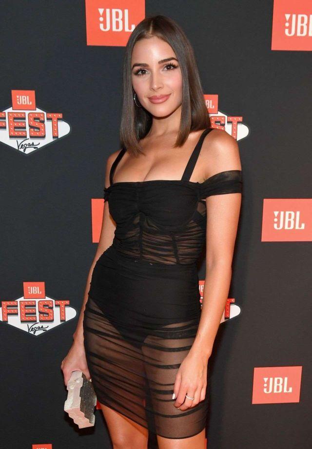 Olivia Culpo Hosts The JBL Fest 2018 In Vegas