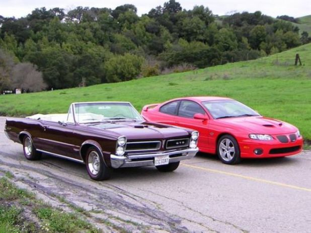 27 Famous Cars Together - Then And Now