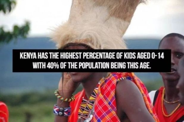 16 Astounding Facts From Around The World