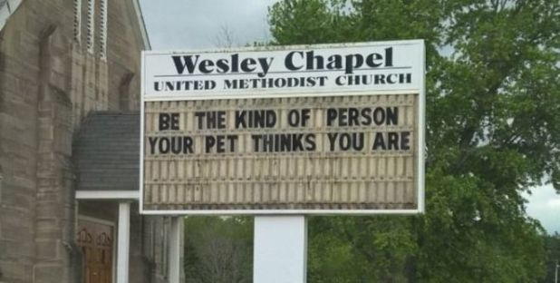 15 Craziest Church Signs To Make You Laugh