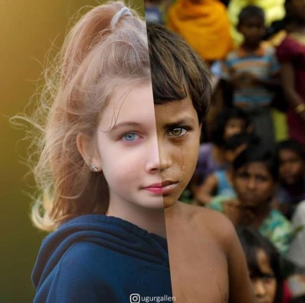 30 Pictures That Depict The Parallel World