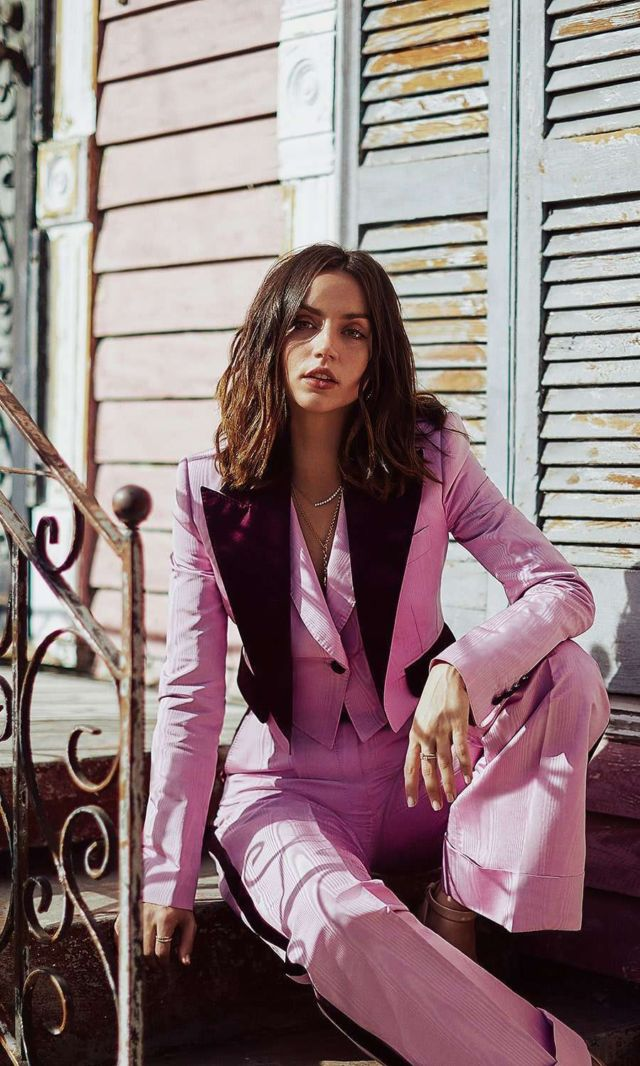 Ana de Armas Shoots For Nexos Magazine 2020