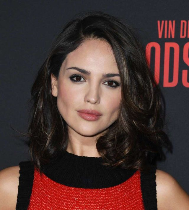 Eiza Gonzalez Shines In Red At The 'Bloodshot' Premiere In Los Angeles
