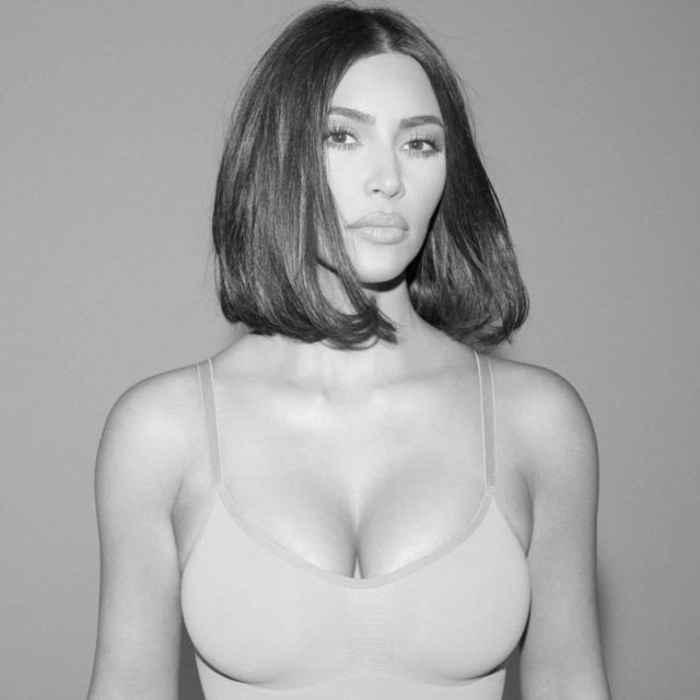 Kim Kardashian Poses For Wall Street Journal Magazine Photoshoot - August 2019