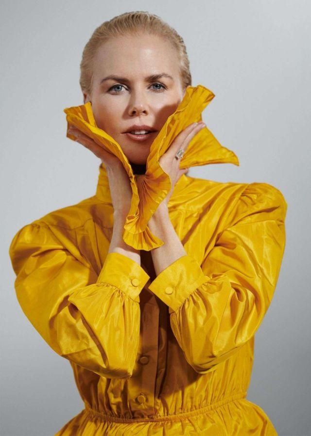 Nicole Kidman Featured In Vanity Fair Magazine 2019