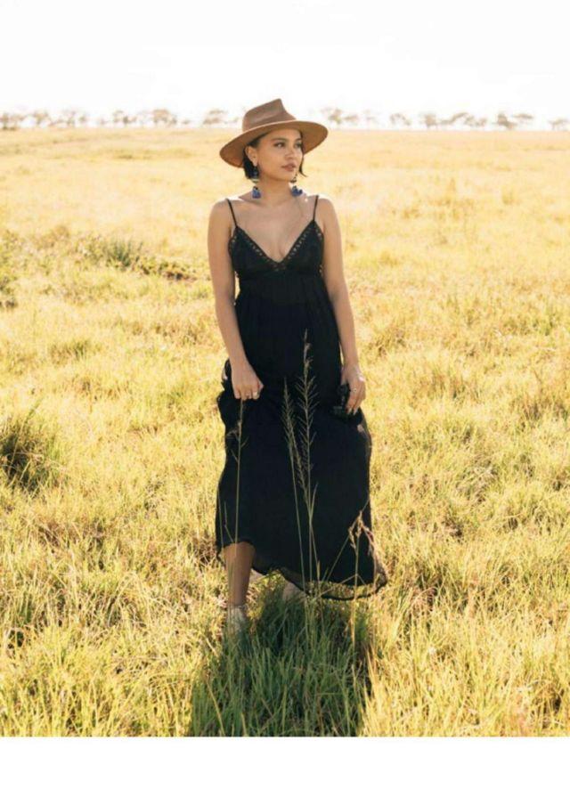 Stunning Stella Hudgens For Modeliste Magazine 2020
