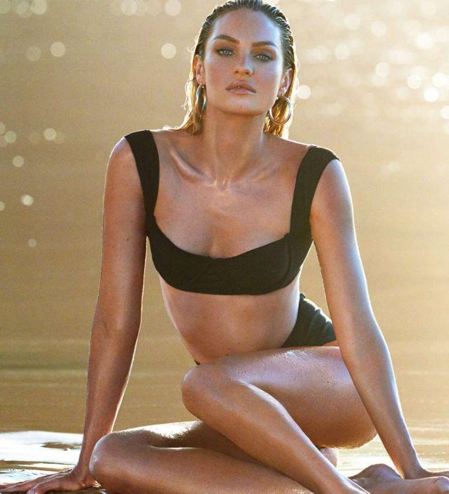 Candice Swanepoel's Exclusive Swimwear Photoshoot 2019