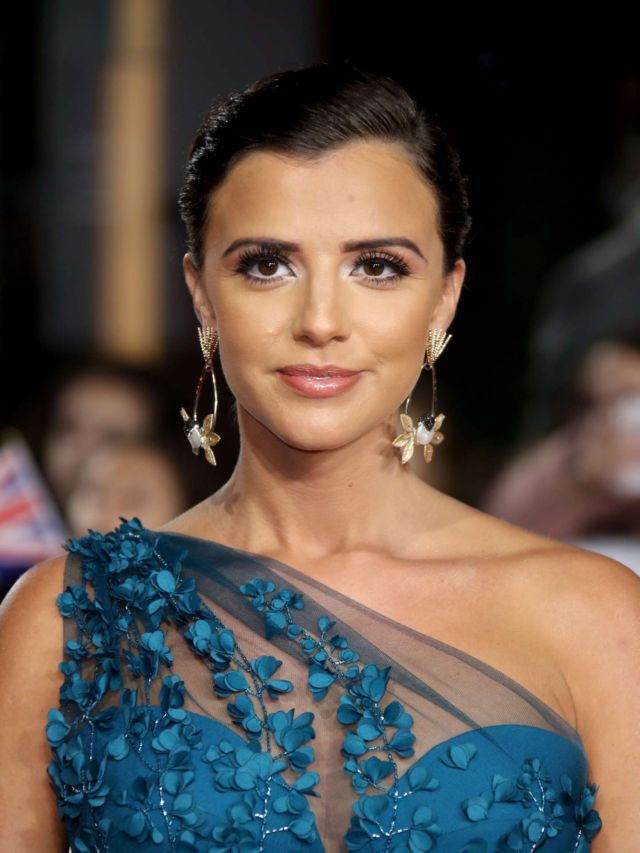 Lucy Mecklenburgh Glams Up Pride Of Britain Awards 2019