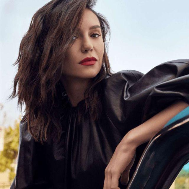 Nina Dobrev Shoots For Rain Magazine (April 2019)