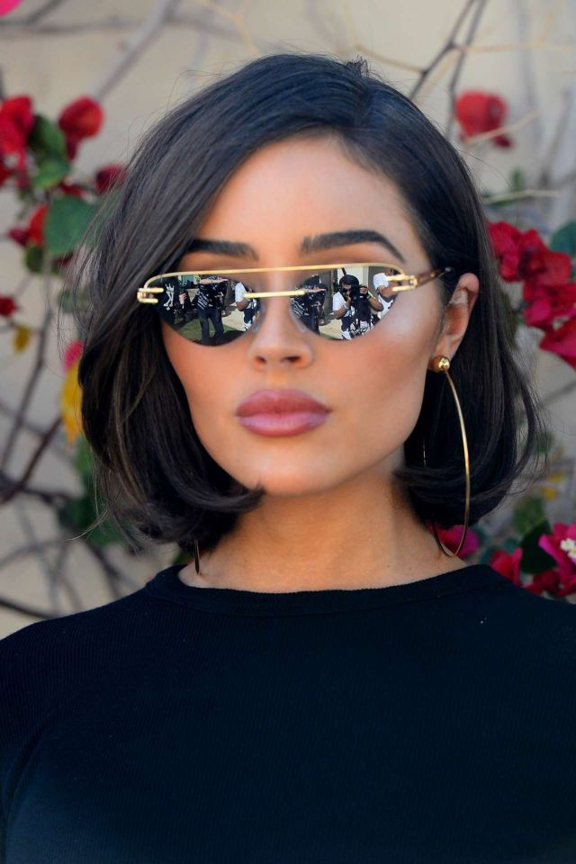 Olivia Culpo In Style At Revolve Party At Coachella
