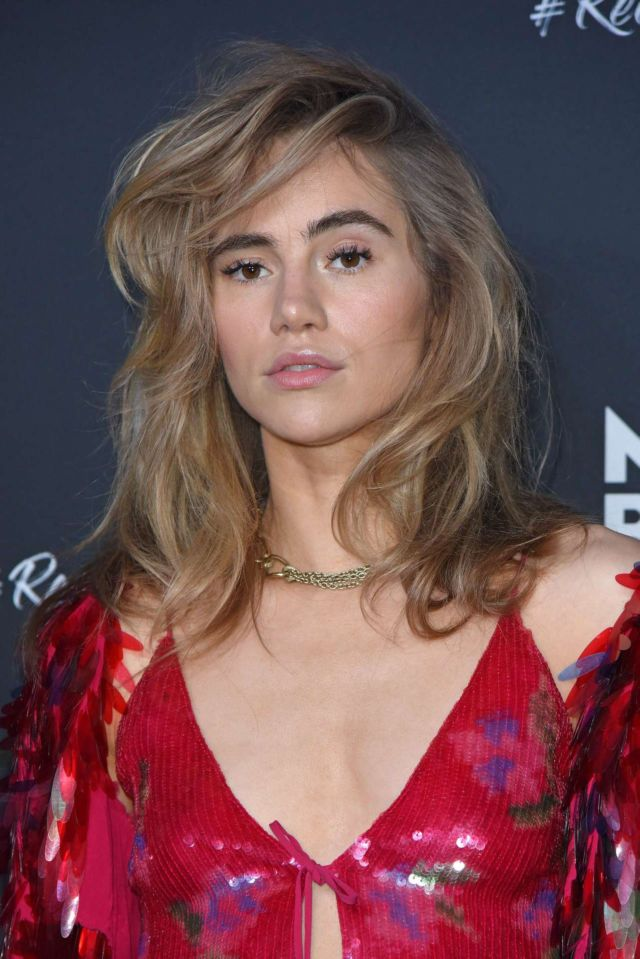 Suki Waterhouse At The Montblanc #Reconnect 2 The World Party