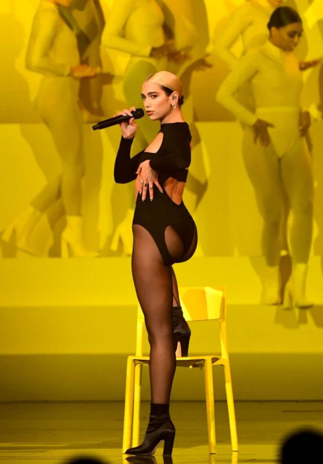 Dua Lipa's Mind Blowing Performance At MTV Europe Music Awards 2019