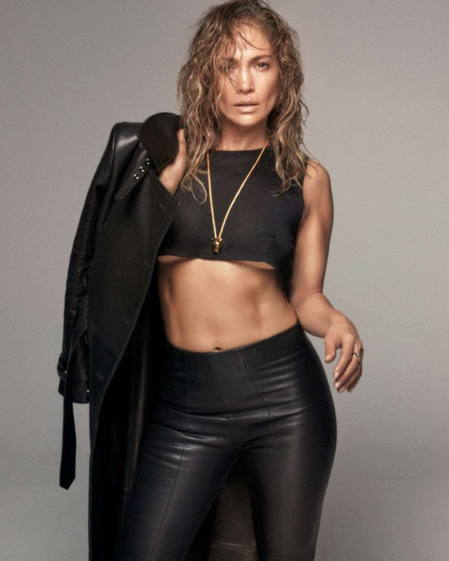 Jennifer Lopez Heats Up GQ Magazine - December 2019/January 2020