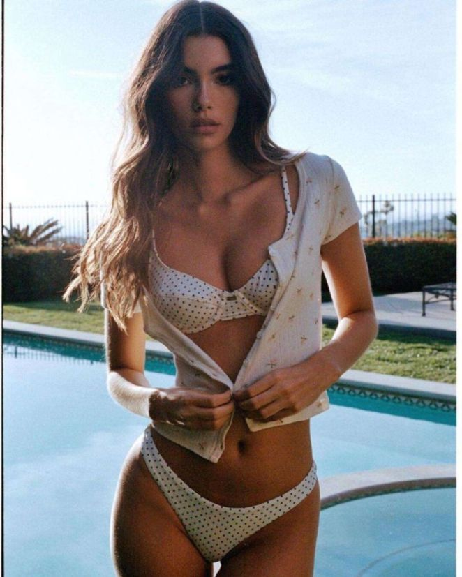 Cindy Mello Poses For Gooseberry Intimates Photoshoot 2020