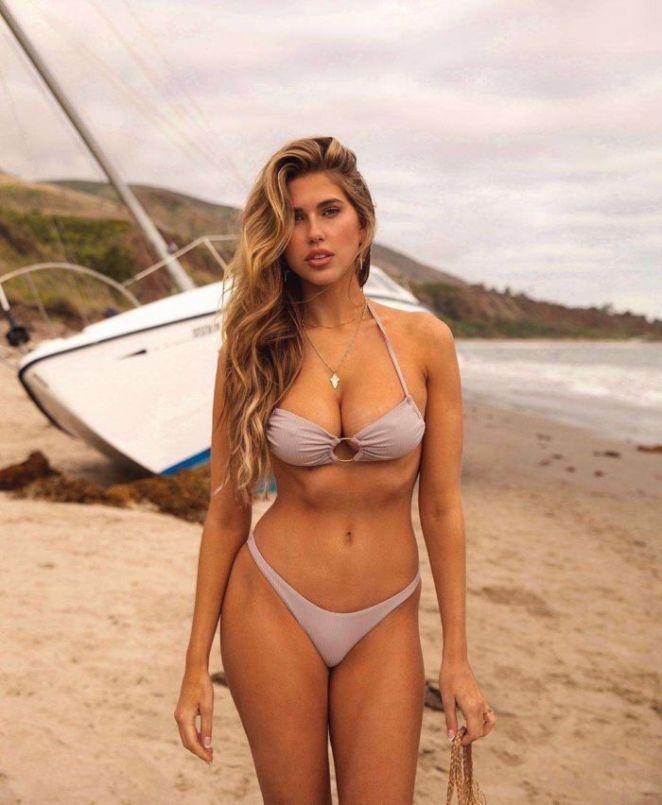Kara Del Toro Poses For A Bikini Photoshoot At The Beach