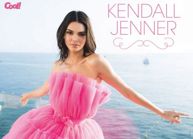 Kendall Jenner Looks Pretty In Cool Magazine Canada 2020