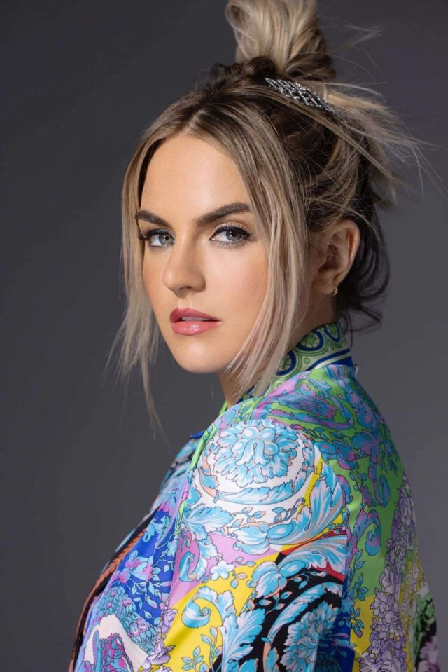 Joanna JoJo Levesque For 'The Line of Best Fit' Campaign 2020