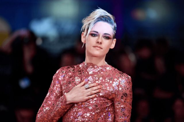 Kristen Stewart Shines At The Screening Of 'Seberg' At The Venice Film Festival