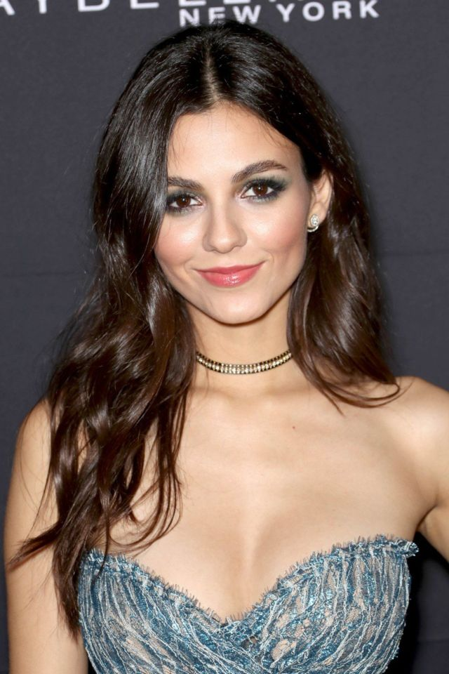 Victoria Justice Attends The Maybelline V Magazine Party
