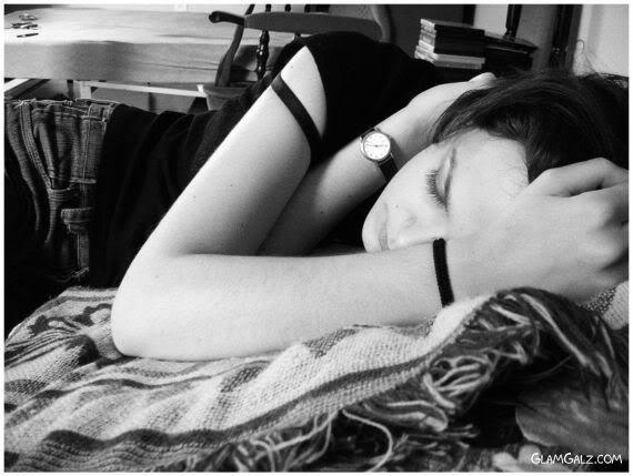 Sleeping Girls: Please Don't Disturb