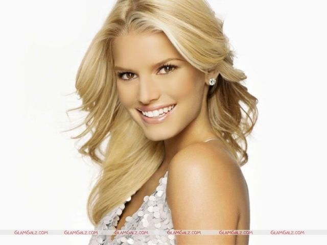 Click to Enlarge - Jessica Simpson Wallpapers