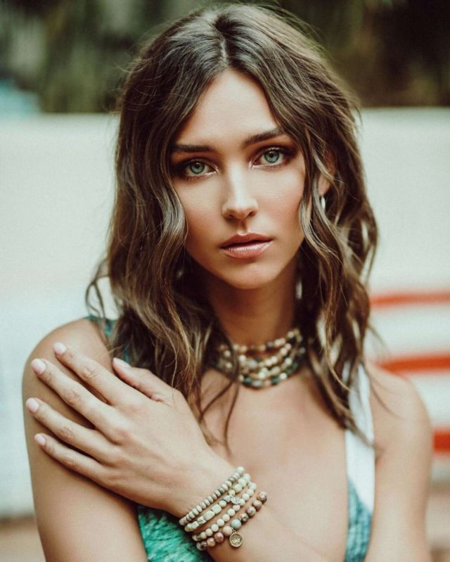 Instagram Model Rachel Cook Shoots For QP Magazine 2019