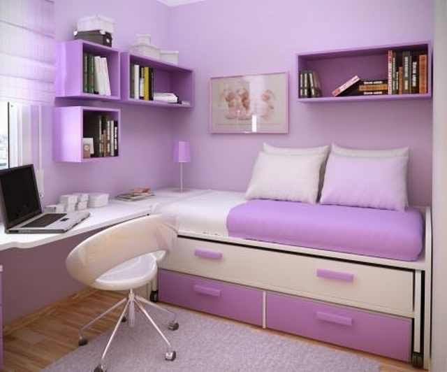 How To Transform A Small Room Into An Interesting Space To Live