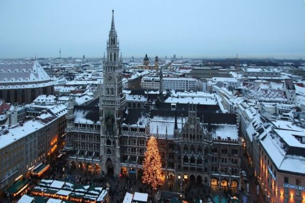 Top 10 Must-Visit Tourist Places In Munich